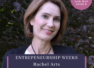 Rachel Arts, learning & unlearning in a changing world